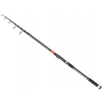 Lanseta fibra de carbon Baracuda Devil X 3.6 m
