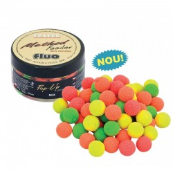 Pop-Up Method Feeder Fluo Mix 30g/10mm Traper