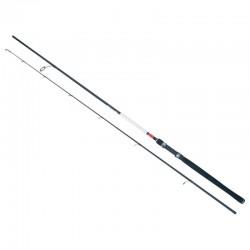Lanseta spinning fibra de carbon Baracuda Predator XP 2402 A: 12-40g