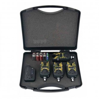 Set 4 avertizoare wireless Baracuda TLI 22 + receptor