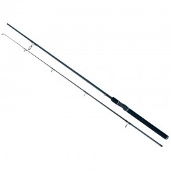 Lanseta spinning fibra de carbon Baracuda Warrior Pike 2.4 m A: 20-60 g