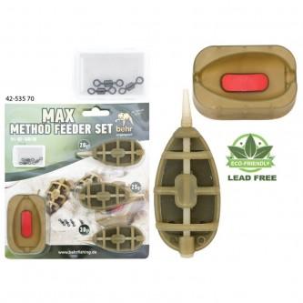 Set max method feeder Behr (3 cosuri feeder + dispozitiv compresie nada)