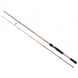 Lanseta spinning fibra de carbon Baracuda Dynamic 2102ML A: 5-25 g