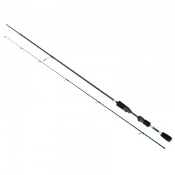 Lanseta spinning fibra de carbon Baracuda Black Pearl 1.80 m A: 1-5 g