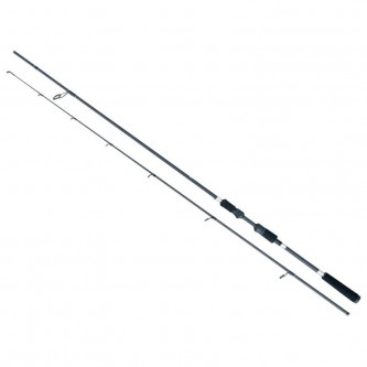 Lanseta fibra de carbon Baracuda Black Pearl 2 205
