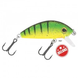 Voblere floating Baracuda Deluxe Mini 9080 45 mm 4 g