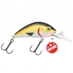 Voblere floating Baracuda Deluxe Mini 9138 40 mm 3.5 g