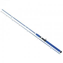 Lanseta baitcasting fibra de carbon Baracuda Blue Bird 2.10 m A: 45-85 g