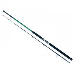 Lanseta somn fibra de carbon Baracuda Corsair Boat 2.70 m A:100-300 g