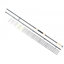 Lanseta feeder fibra de carbon Baracuda Absolute Feeder 3.9 m A: 180 g