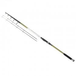 Lanseta feeder fibra de carbon Baracuda Infinity Tele Feeder 3.60 m A: 120 g