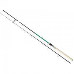 Lanseta spinning fibra de carbon Baracuda Raptor 2.4 m A:10-30 g
