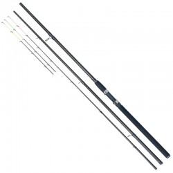 Lanseta feeder fibra de carbon Baracuda Storm Feeder 3.6 m A: 40-120 g