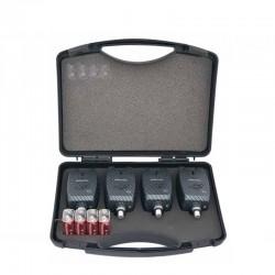 Set 4 avertizoare Baracuda TLI29 cu valigeta transport