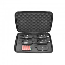 Set 4 avertizoare wireless Baracuda TLI28 + receptor