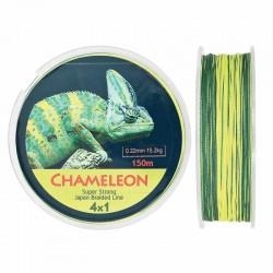Fir textil Baracuda Chameleon 150 m, multicolor