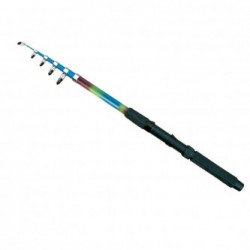 Lanseta fibra sticla Wildcat Scorpion 2.4 m A: 60 g, model E