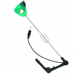 Swinger cu iluminare si contragreutate Baracuda YLS06, culoare verde