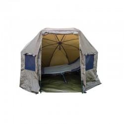 Cort tip umbrela pentru pescuit Baracuda T2, 220 x 220 x 150 cm