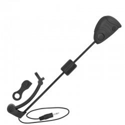 Swinger cu contragreutate Baracuda SW20, mufa jack, 7 culori, clips magnetic