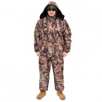 Costum pescar camuflaj Baracuda 1, camuflaj, pentru iarna