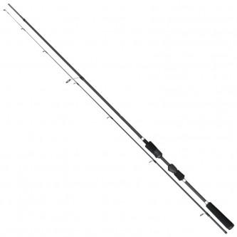 Lanseta spinning usor fibra de carbon Baracuda Black Pearl 2.1 m A: 1-5 g