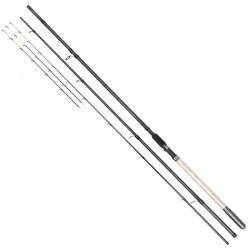 Lanseta feeder fibra de carbon Baracuda Dynasty Feeder Plus 360MH A: 60-120 g