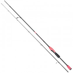 Lanseta spinning ultra-light carbon Baracuda Spark GS 1.95 m A: 1-5 g