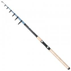 Lanseta tele carbon crap Baracuda Rocky 3.6 m A: 50-120 g