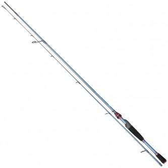 Lanseta spinning carbon Baracuda Zander Fest II 2.2 m A: 7-21 g