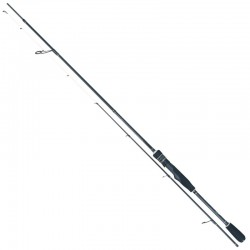 Lanseta spinning ultra-light carbon Baracuda King Jig 1.98 m A: 1-6 g