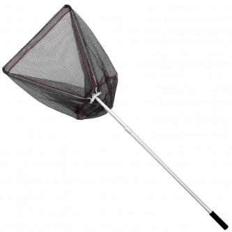 Minciog cu cap triunghiular Baracuda BH-60, aluminiu, lungime 2.45 m, deschidere 0.65 m