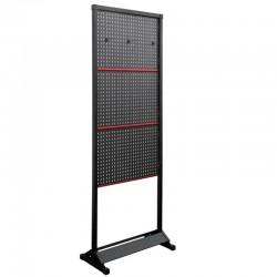 Stand pentru expunere produse, 182 x 66 cm