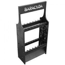 Stand expunere lansete, din plastic, Baracuda, 90 x 44 cm