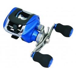 Mulineta baitcasting Reelsking, 6 R, left handle, dreptaci, albastru