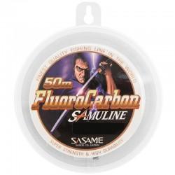 Fir monofilament fluorocarbon Sasame Samuline FC shock leader 50m LFL-1