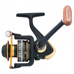 Mulineta spinning/bolognesa Reelsking VX2500, 1R, frana fata