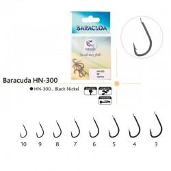 Set ace/carlige Baracuda HN-300, 10 buc/plic