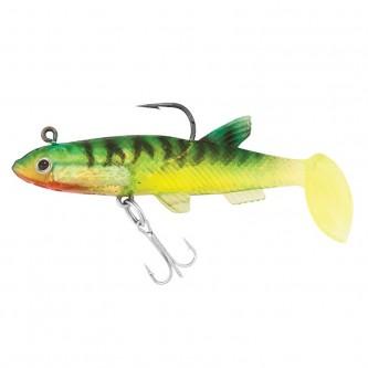 Set twistere LW006 Baracuda, 8 cm, 4 buc/set