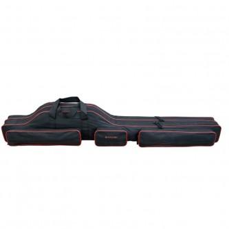 Geanta lansete 2 compartimente B43, 150 cm, neagra