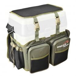 Ham/harnasament tip rucsac B23, pentru cutie/scaun Baracuda HS317 (nu contine cutie)
