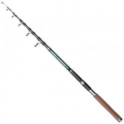 Lanseta telecarp carbon Baracuda Zippy 3.6 m A: 120 - 180 g