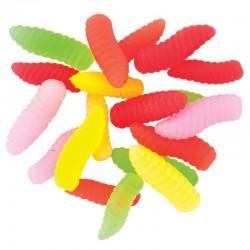 Set 20 buc. larve diferite culori