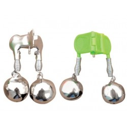 Clopotei Baracuda metal, metal + plastic