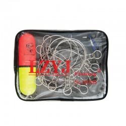 Set agrafe Maxi Deluxe pentru pastrarea pestelui viu
