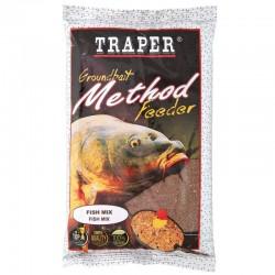 Nada method feeder Traper 750 g