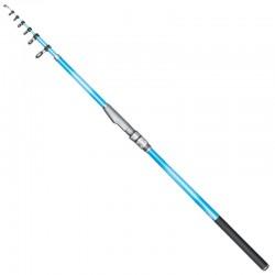Lanseta mix carbon Baracuda Seabig 3.3 m A: 80 g, 4 tronsoane