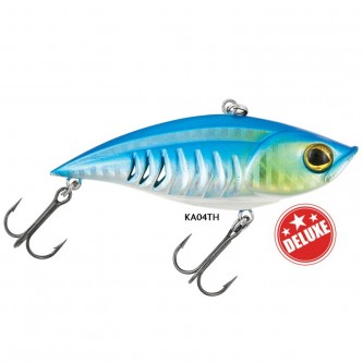 Voblere Baracuda Deluxe Maxi 9105, 75 mm, 18 g, sinking