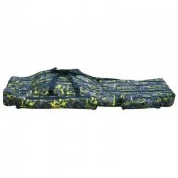 Geanta lansete Baracuda B47, 150 cm, 4 compartimente, camuflaj