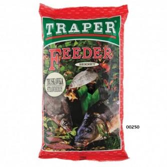 Nada de baza Traper SEKRET, 1 kg, capsuni